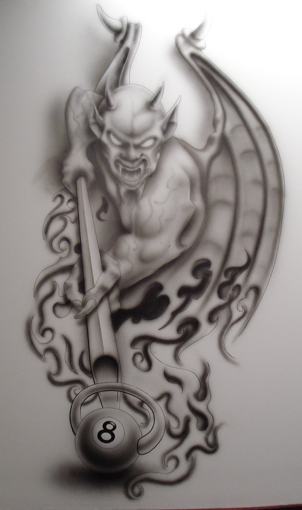 Top meth tattoo drawings images for pinterest tattoos for Eight ball tattoo removal