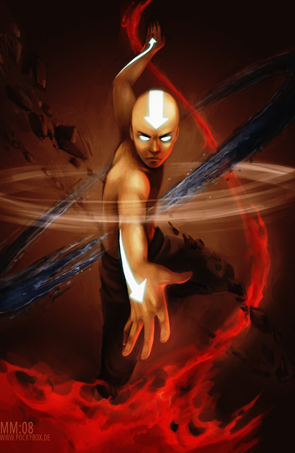 Avatar State, The Legend Of Aang - The Legend of Aang