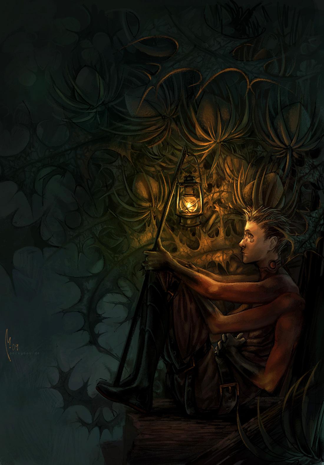 lantern by rennerei