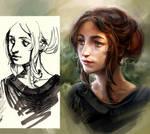sketchbook bit by rennerei