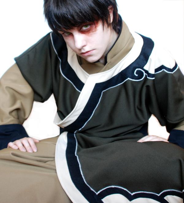 Avatar - Zuko by rennerei