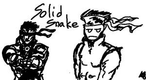 Snake Sketches