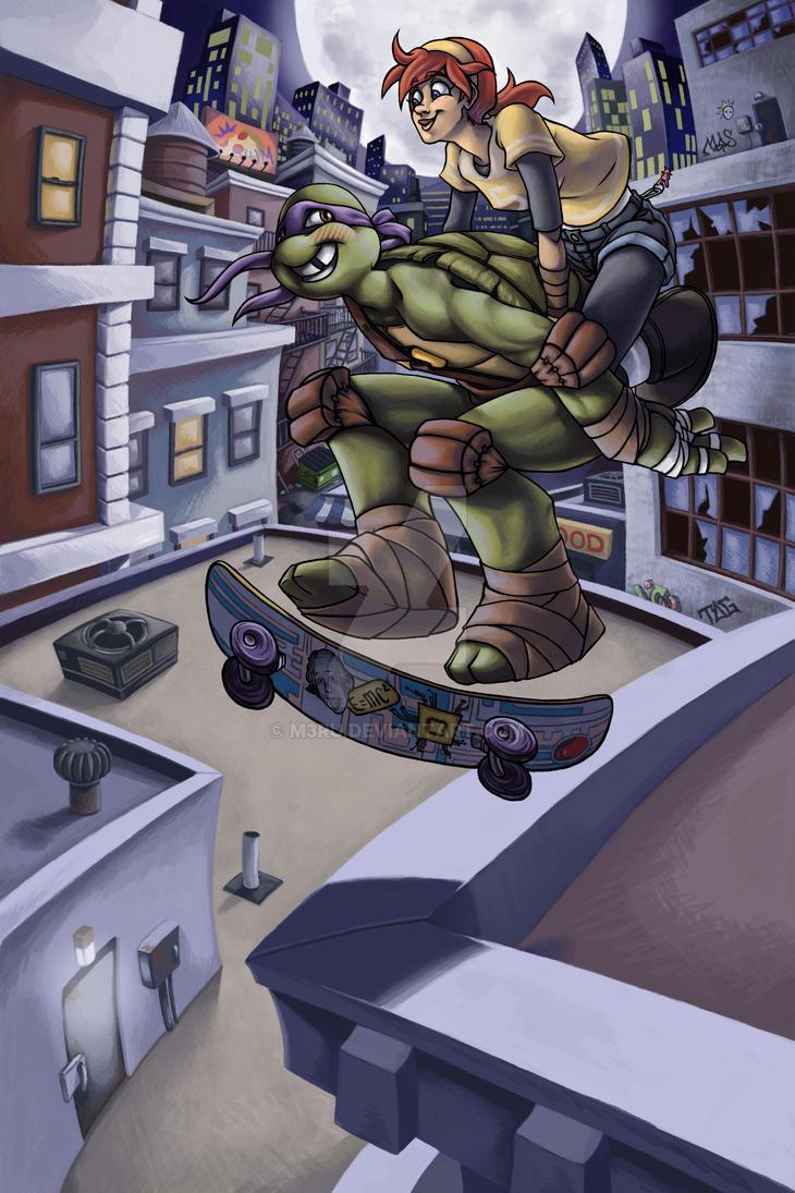 Skateboard by m3ru