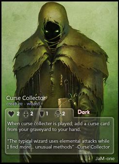 Curse Collector: JaM-one