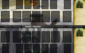Game Screenshot: Cards Of War