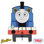 Thomas The Tank Engine in DuckTales style