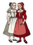 Snow White, Rose Red