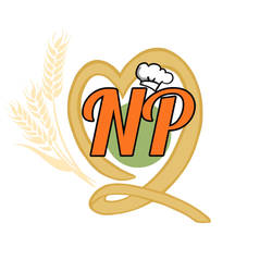 Sml. Logo for Natural Pasta by optimismeBoo