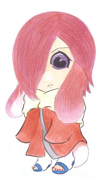 Aka: Nagato Bunny :D by Lilaaku