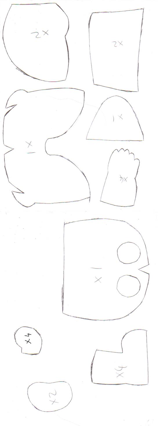 New Human Pattern by Lilaaku