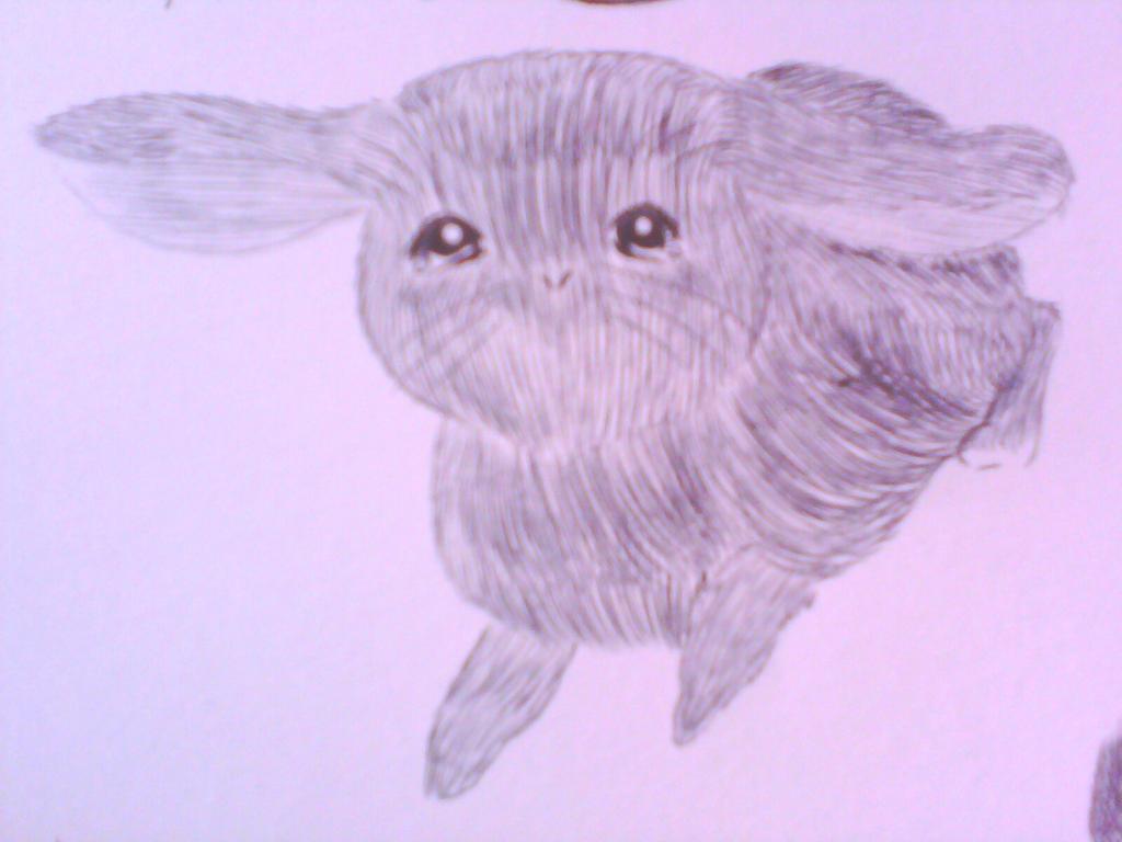 Rabbit 1 by Lilaaku