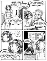 Giga Girl Comic 2 by gigasmash