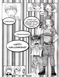 Giga Girl Comic 3 part 4 by gigasmash