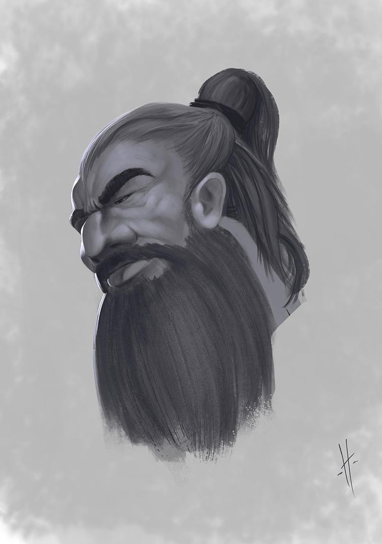 Dwarf 05 by yohan-haash