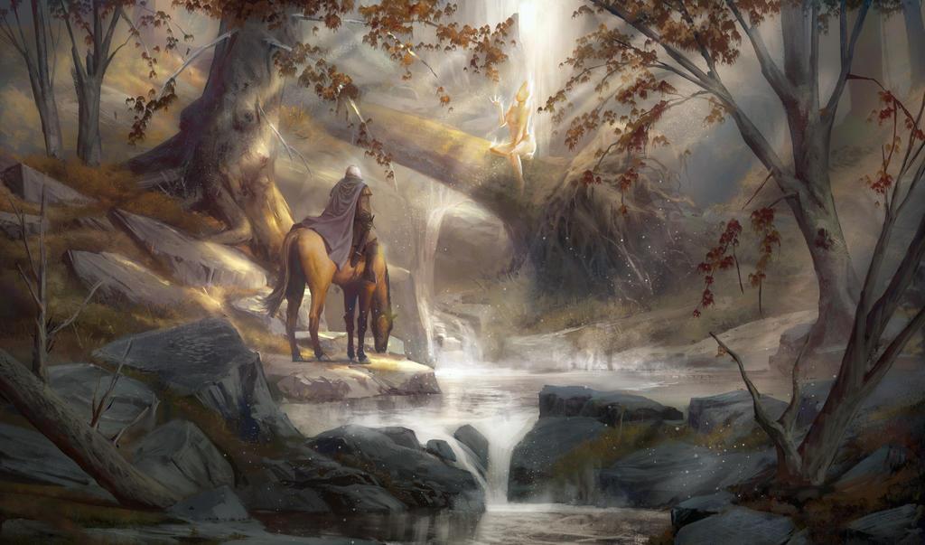 find the dusk fairy by yohan-haash