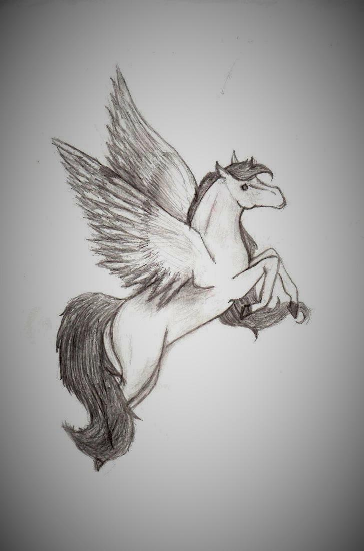 Horse of the sky by Flyingfetlocks