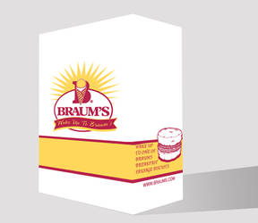 Braum's New bag breakfast