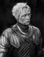Game of Thrones: Brienne of Tarth by politud