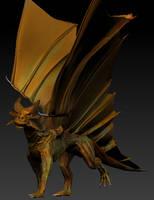 Copper Dragon 1.0 by starfleet