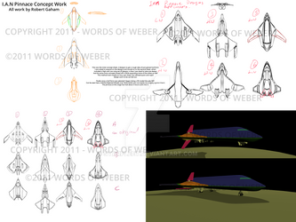 I.A.N Pinnace Concept Sheets