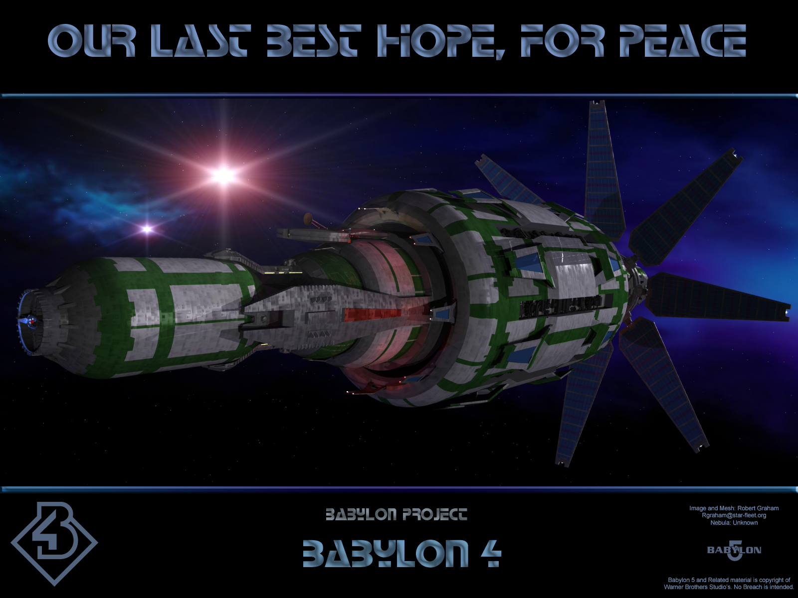 Babylon 4 by starfleet