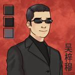 Wu Zi Mu aka Woozie GTA San Andreas by marmakar