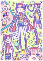 WAOWAOWIE by TakuOKI