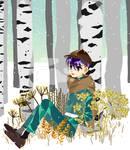 First Snow by TakuOKI
