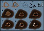 .: Horse eye tutorial:.