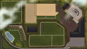 .: | Rosenlake Stables | :. Stablemap by Pashiino