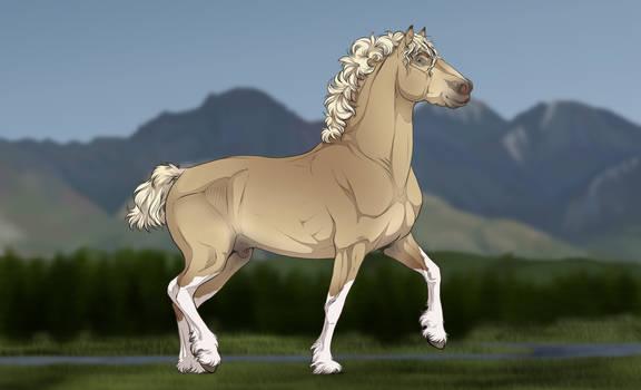 Varro   Stallion   DiRPG
