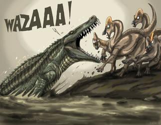 Wazaa? by IsisMasshiro