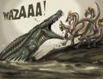 Wazaa?