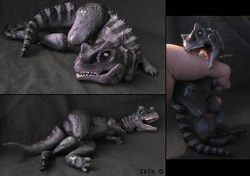 Ceratosaurus by IsisMasshiro