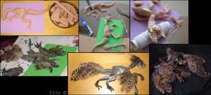Raptor proces by IsisMasshiro