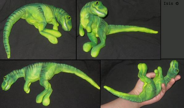 Beanbag t-rex