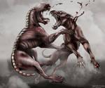 SH - Dogfight by IsisMasshiro