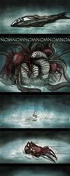Deepsea nomz by IsisMasshiro