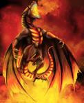 Hellfire Wyvern