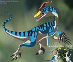 Monster Hunter - Velocitroll by IsisMasshiro