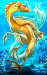 Shallow Water dragon