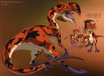 Monster Hunter - Ioprey by IsisMasshiro