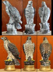 Pimp my hawk by IsisMasshiro