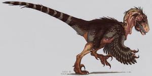 Utah's predator by IsisMasshiro