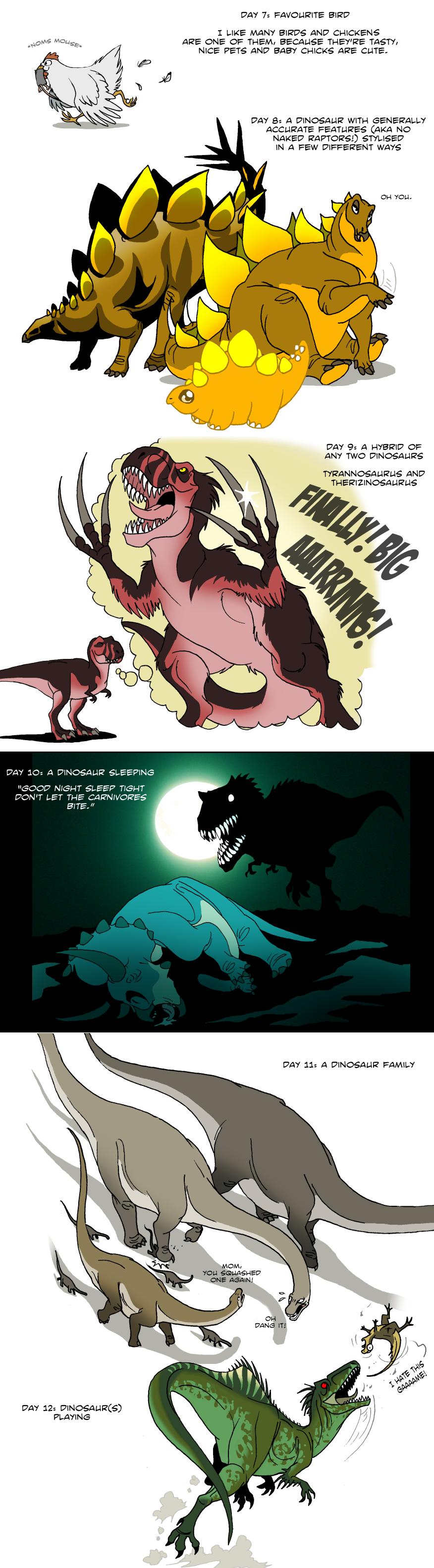 Dinosaur challenge 2