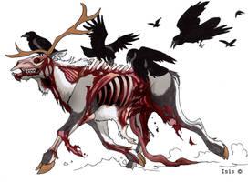 Deaddeer by IsisMasshiro