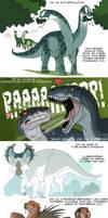 Dinosaur challenge 3