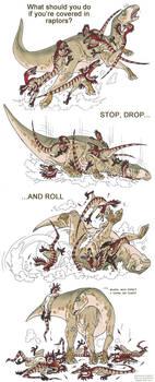 Dinosaur safety