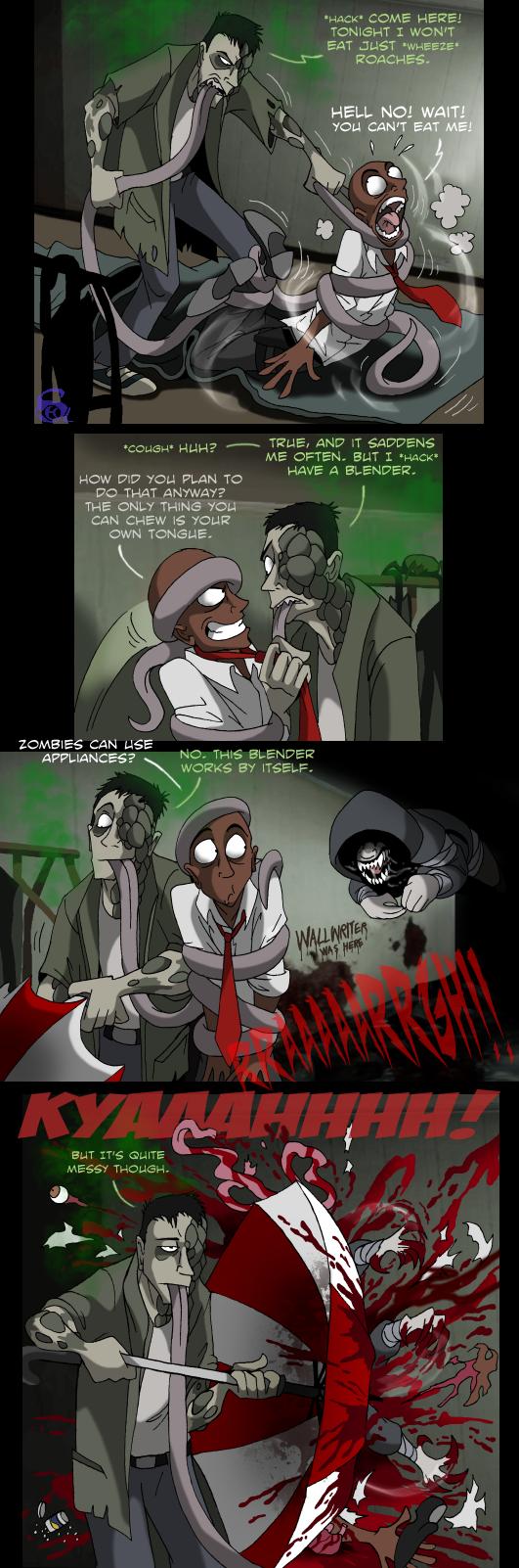 L4D - zombie appliance