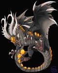 Desipis Dragon by IsisMasshiro